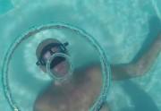 Lien permanent vers L'apnéiste qui sculpte l'air, pour un art sous-marin éphémère