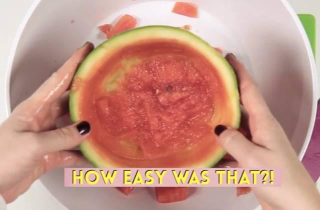 Comment couper correctement ses fruits ?