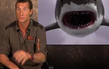 Bear Grylls explique comment survivre à Hunger Games et Sharknado