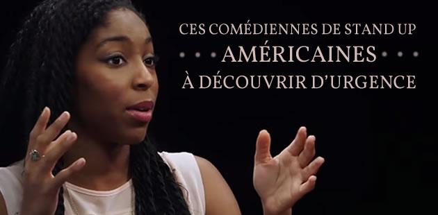 Ces comédiennes de stand up américaines à découvrir d'urgence