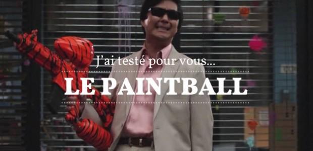 J'ai testé pour vous… le paintball