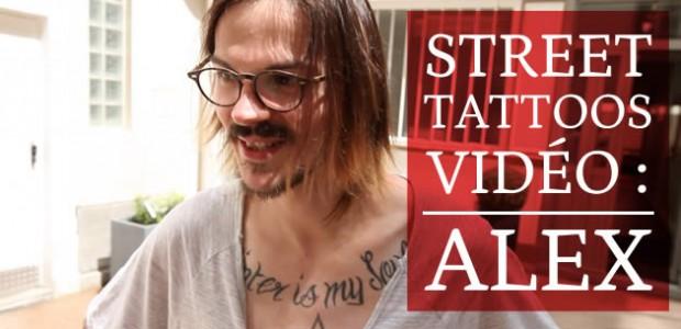 Street Tattoos — Alex, ou l'hiver sur la Terre du Milieu