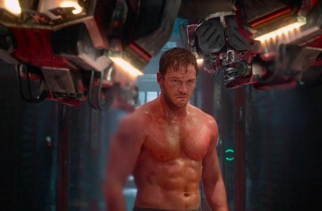 Chris Pratt et son Ice Bucket Challenge un peu spécial