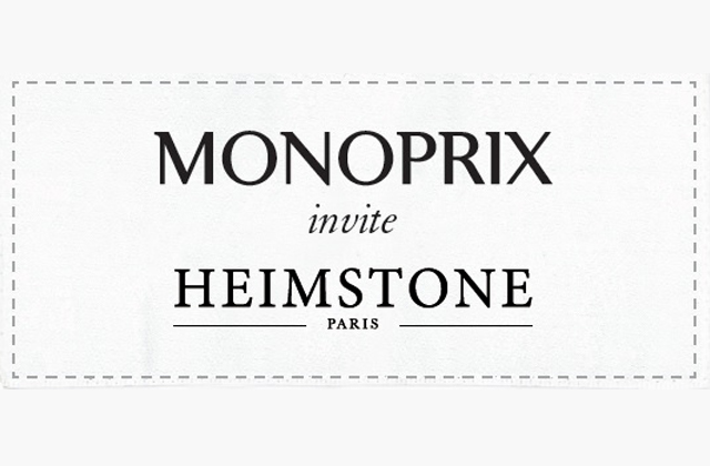 Monoprix s'associe à Heimstone pour une collection exclusive