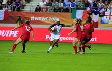 Coupe du Monde de rugby féminin : les Françaises s'arrêtent en demi-finales