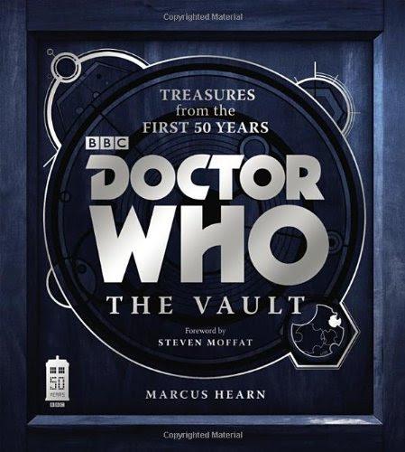 doctorwholivre Un livre Doctor Who pour les 50 ans de la série !