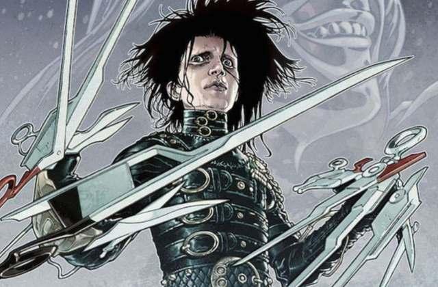 Edward aux mains d'argent aura une suite en comics !