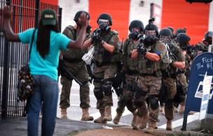 Lien permanent vers Que se passe-t-il à Ferguson, aux États-Unis?