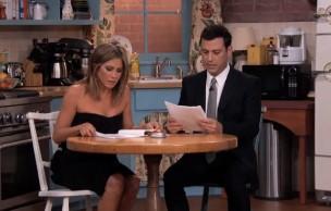 Lien permanent vers Friends revient le temps d'une émission de Jimmy Kimmel