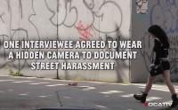 Le harcèlement de rue montré en caméra cachée aux États-Unis