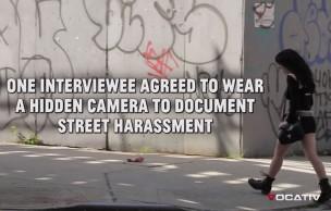 Lien permanent vers Le harcèlement de rue montré en caméra cachée aux États-Unis