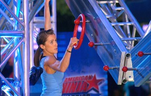 Lien permanent vers Kacy Catanzaro, première femme en finale d'American Ninja Warrior