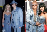 Lien permanent vers Katy Perry et Riff Raff habillés comme Britney Spears et Justin Timberlake aux VMA