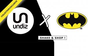 Lien permanent vers Undiz lance sa collection Batman