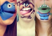 Le Lip-Art, la tendance importable mais rigolote