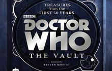 Un livre Doctor Who pour les 50 ans de la série !