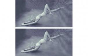 Lien permanent vers Une mannequin pour maillots de bain se révolte contre son image photoshoppée