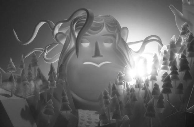 Marilyn Miller, l'animation qui mêle polystyrène et stop motion