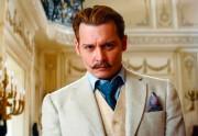 Lien permanent vers «Mortdecai », avec un Johnny Depp moustachu, a sa bande-annonce