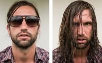 Les musiciens du Warped Tour avant et après leur show