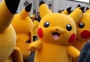 Pikachu envahit le Japon pour la sortie d'un nouveau film Pokémon
