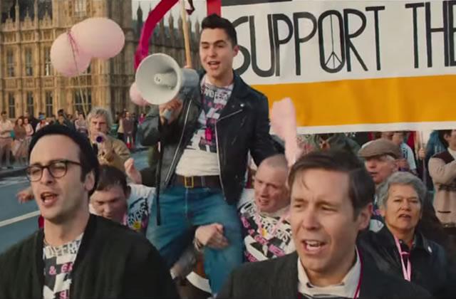 Pride, un film sur un combat contre l'homophobie au Royaume-Uni