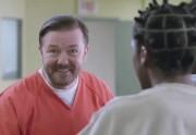 Ricky Gervais s'incruste dans des séries télé pour Netflix