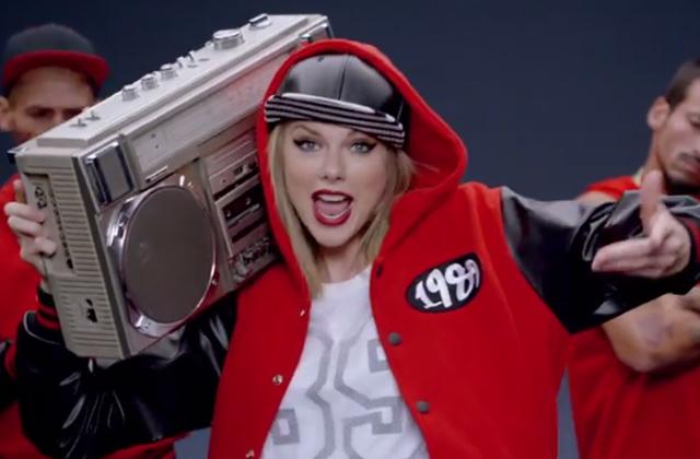 « Shake it off », le nouveau clip dansant de Taylor Swift