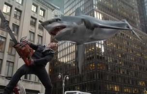 Lien permanent vers Sharknado : The Second One, toujours plus haut, toujours plus nul !