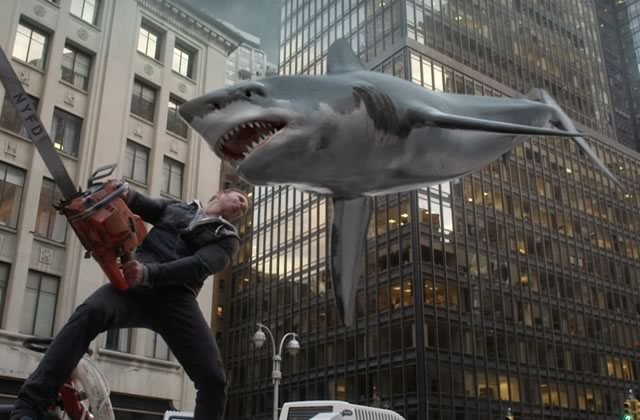 Sharknado : The Second One, toujours plus haut, toujours plus nul !