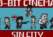 Sin City version 8-bits