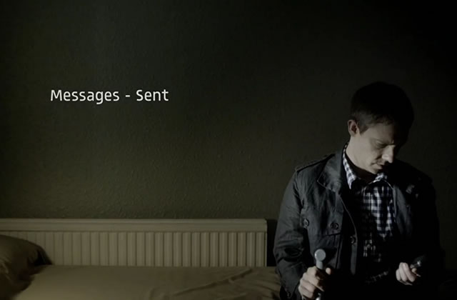 Les SMS dans les films et séries par Tony Zhou