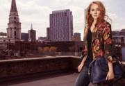 Sophie Turner (Sansa Stark) est l'égérie de Karen Millen