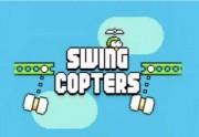 Lien permanent vers Swing Copters, le nouveau jeu impossible du créateur de Flappy Bird
