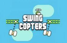 Swing Copters, le nouveau jeu impossible du créateur de Flappy Bird