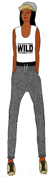 Les tendances mode automne/hiver 2014 2015 tendance streetwear