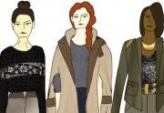 Les tendances mode automne/hiver 2014-2015
