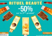 The Body Shop et ses bons plans du week-end