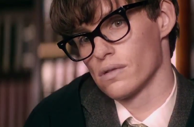 The Theory of Everything, le biopic de Stephen Hawking
