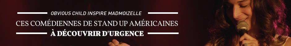 Voir la vidéo Ces comédiennes de stand up américaines à découvrir d'urgence