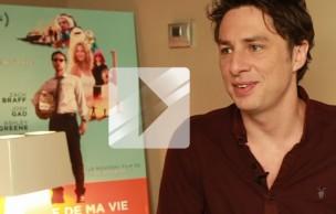 Lien permanent vers Zach Braff nous parle du « Rôle de ma vie » en interview vidéo