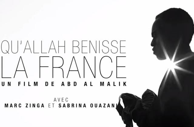 Qu'Allah bénisse la France, le film autobiographique d'Abd al Malik