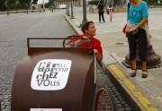 Lien permanent vers Antoine de Maximy en direct dans les rues de Paris le 8 octobre