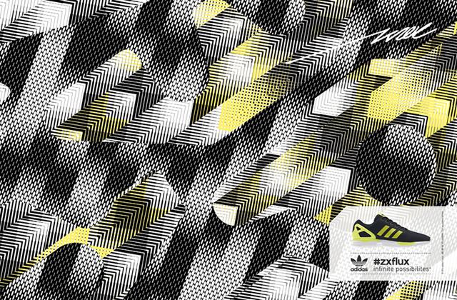 L'artiste Akroe dessine une collection pour Adidas