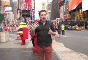 Axolot, a.k.a. Patrick Baud, lance «Étranges Escales »et vous emmène à New York