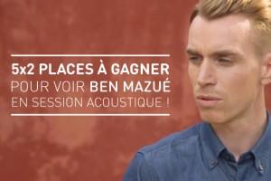 Concours Ben Mazué