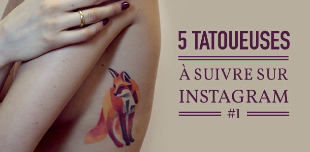 5 tatoueuses à suivre sur Instagram #1