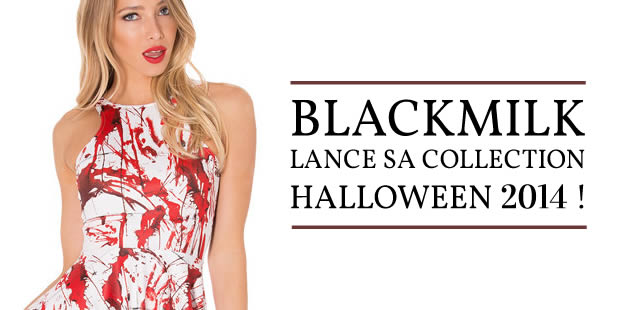 BlackMilk lance sa collection Halloween 2014 !