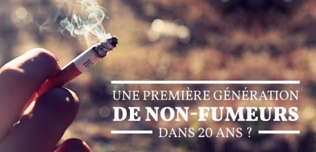 Une première génération de non-fumeurs dans 20 ans ?