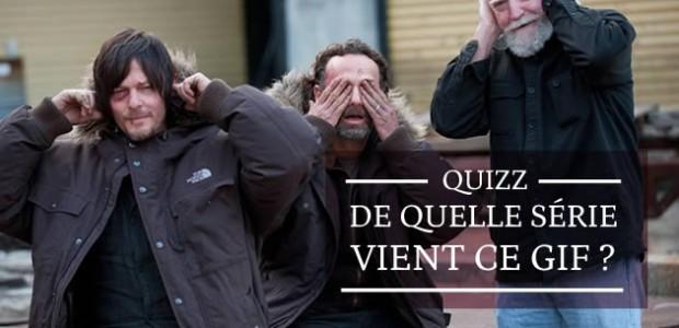 Quizz — De quelle série vient ce gif ?
